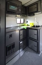 8.5x30FBR QuickSilver VRV - Kitchen area