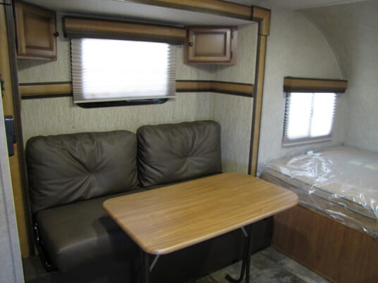 2014 Palomino Palomini 150rbs Lite Weight Travel Trailer