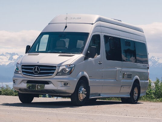 2015 Leisure Travel Vans Free Spirit Class B Motorhome