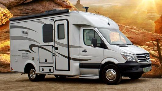 2015 Pleasureway Plateau Xl Widebody Class B Motorhome