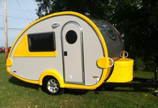 2015 Tab T B Teardrop Camping Trailer S Floorplan