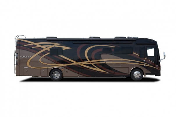 Rv Trader Class A >> New Floorplan For The Thor Venetian Motorhome Introduced At Louisville