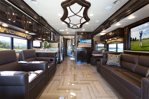 2016 Class A Thor Diesel Motorhome Upgrades Roaming Times