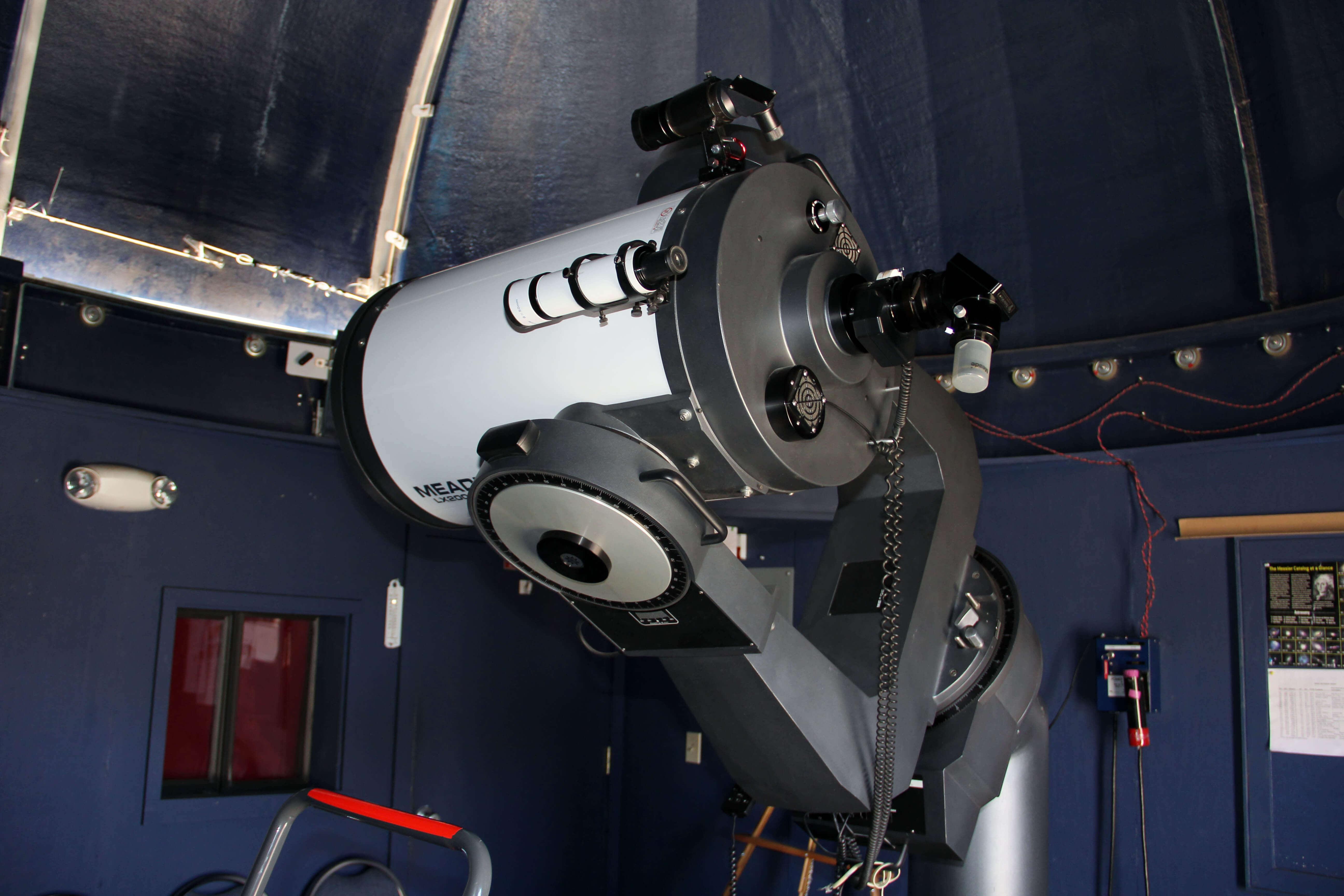 Butterfield Telescope One