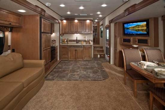 2012 Heartland Bighorn Fifth Wheel Roaming Times