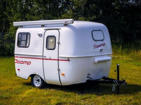 2015 Scamp 13ft Standard Travel Trailer Exterior