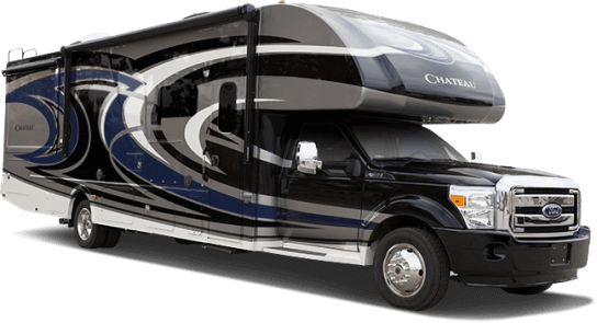 2015 Thor Chateau Super C 35sb Class C Motorhome Roaming