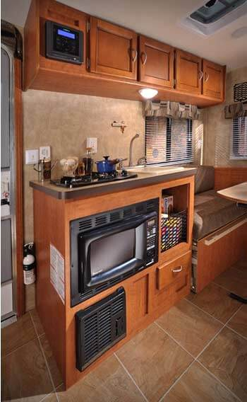 6 Door Truck >> 2011 Forest River Cherokee Travel Trailer / Toy Hauler | Roaming Times