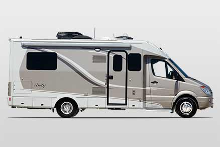 2014 Leisure Travel Vans Unity U24tb Class B Motorhome