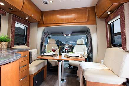 2014 Leisure Travel Vans Unity U24tb Class B Motorhome