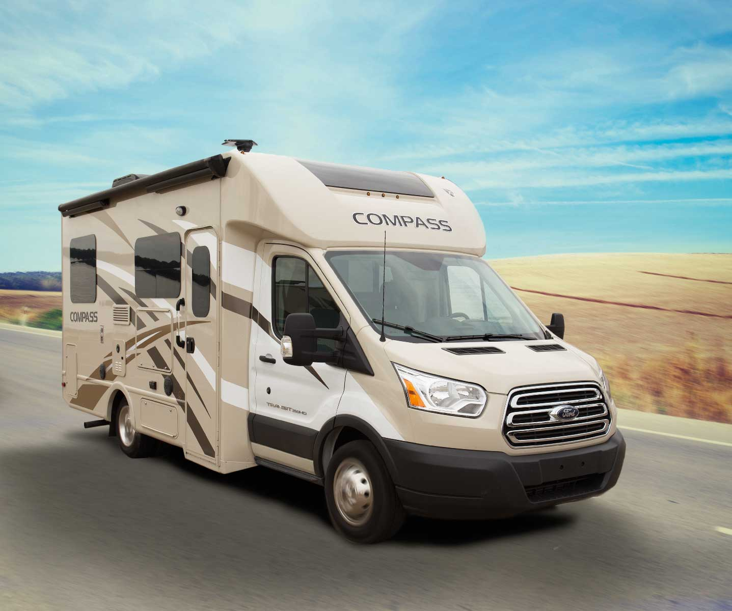 Thor Motor Coach Gears Up for 2016 RV Show Season
