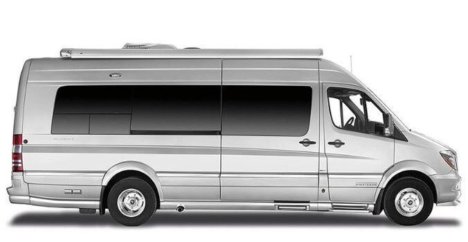 Airstream 2016 Touring EXT