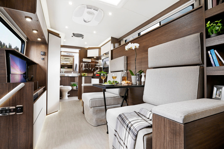 Wonder interior living space