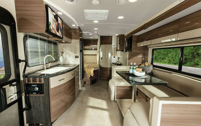 Rand Mcnally Gps >> Winnebago 2016 Navion 24J | Roaming Times