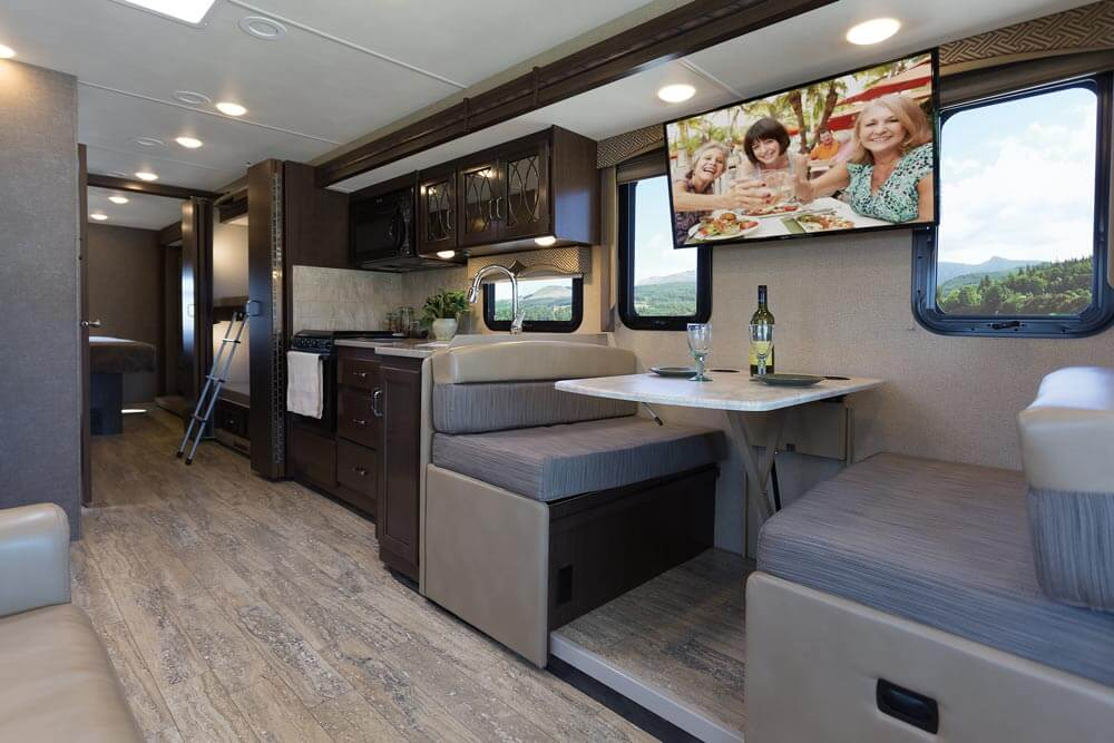 Hurricane Motorhome With Bunk Beds