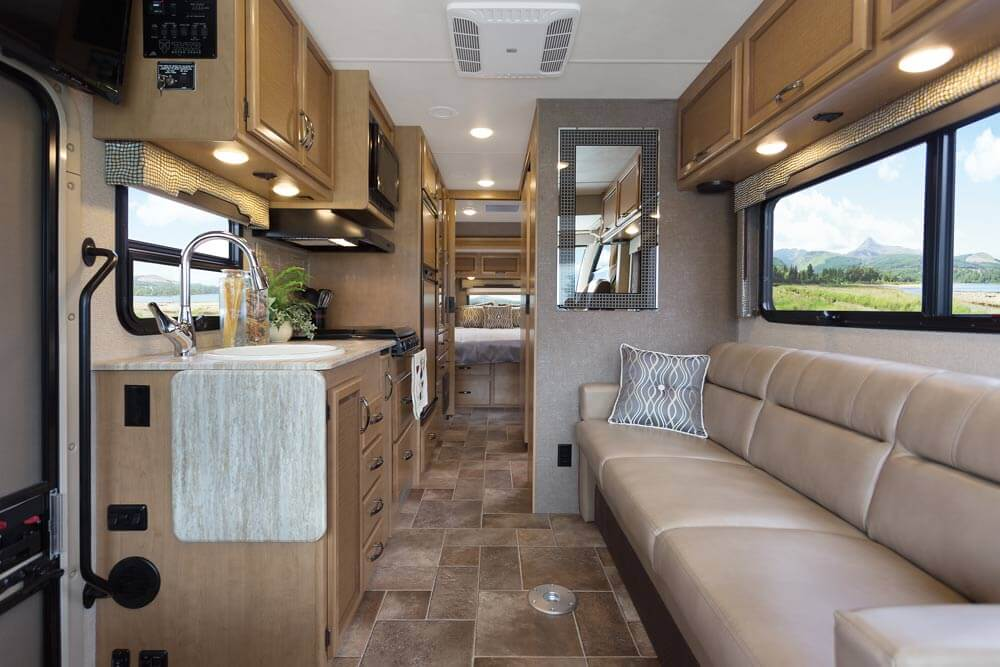 12 Volt Motor >> Thor 2017 RUV Motorhome Substantial Upgrades | Roaming Times