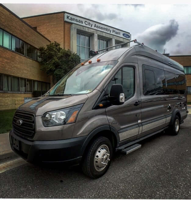 Winnebago Launches Ford Transit Based Paseo Camper Van