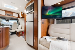 2017 Serenity By Leisure Travel Vans Roaming Times