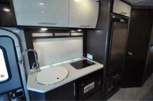 2017 Thor Compass 23TB Galley View