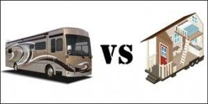 Tiny House VS Quality Motorhome?