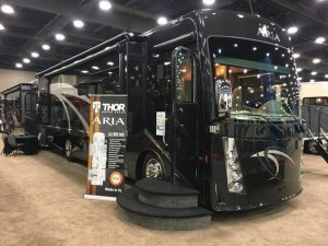 Thor Motor Coach Showcases Innovative Models In Louisville