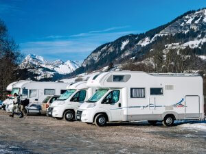 Snow boondocking and Winter Care