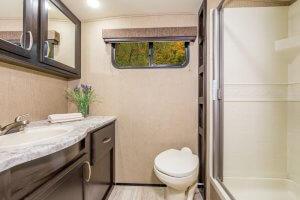 Grand Design 2150RB Bathroom
