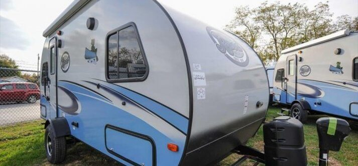 2018 Forest River R Pod Travel Trailer Exterior