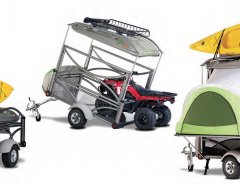 SylvanSport trailers are remarkable for their versatility.