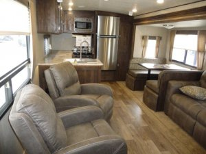 Forest River Vibe 268RKS Interior View