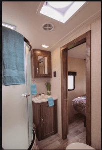Forest River Vibe 268RKS Interior View Bathroom