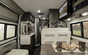 Winnebago Travato 59G Interior