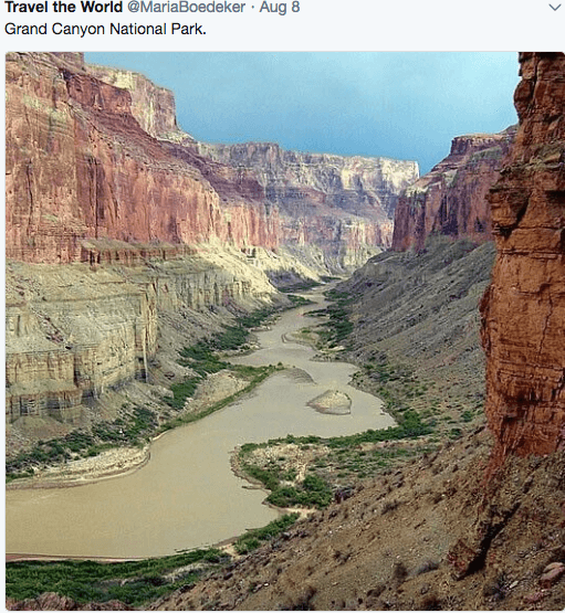 2.Grand Canyon Nat Pk by at mariaboedeker