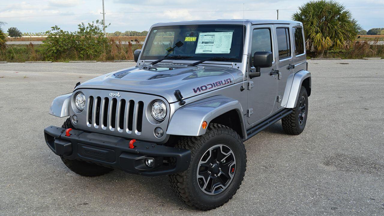 Grey Jeep Wrangler >> 2017 Jeep Wrangler Rubicon Hard Rock Roaming Times