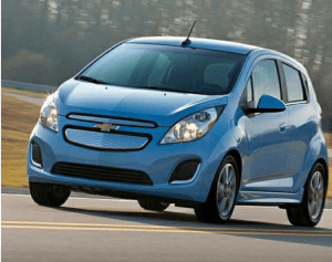 Chevy Towable Small Car