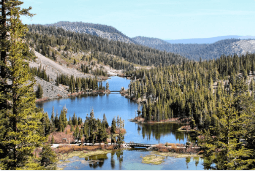Twin Lakes CA by headoutdoors