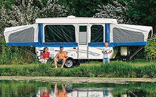 pop-up camper RVShare Rentals
