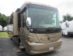 2008 Newmar Ventana Front View Ext