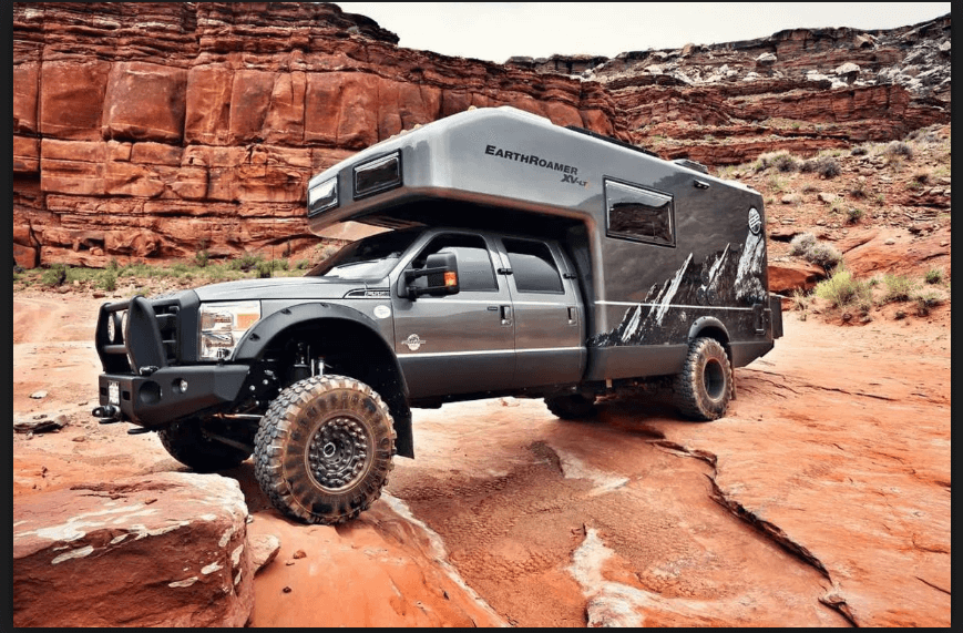 Off The Grid Earthroamer XV-LTS Rugged Landscape Expert