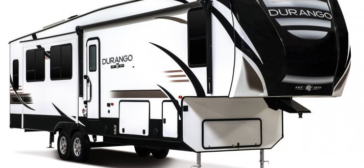 2019 Durango D333RLT Fifth Wheel