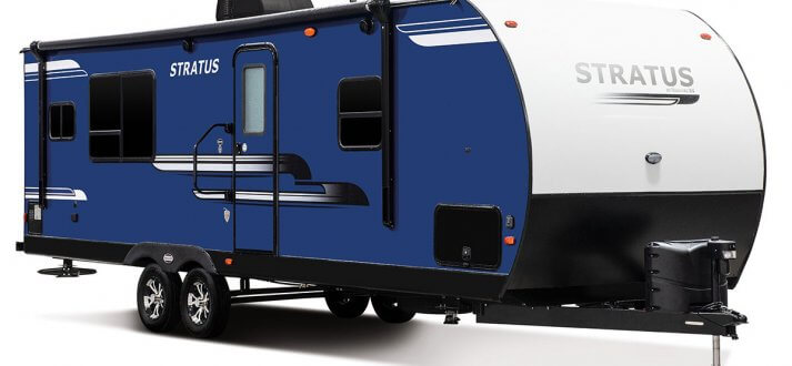 2018 Venture Stratus Travel Trailer