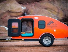 The Timberleaf Teardrop Trailer Outdoorsy Rental