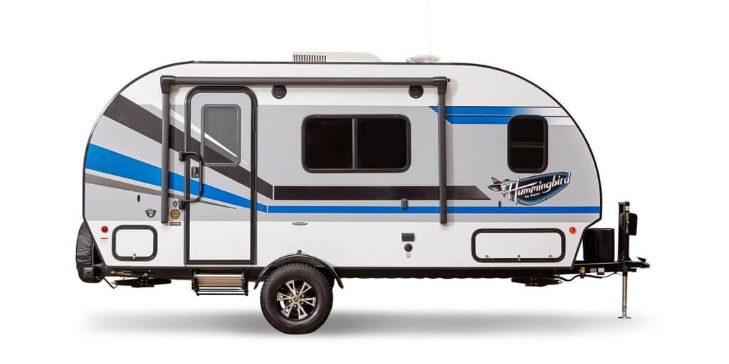 Compact Travel Trailer - Jayco Hummingbird 2019