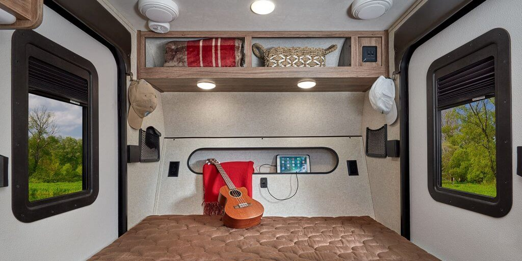 Efficient Design Travel Trailer