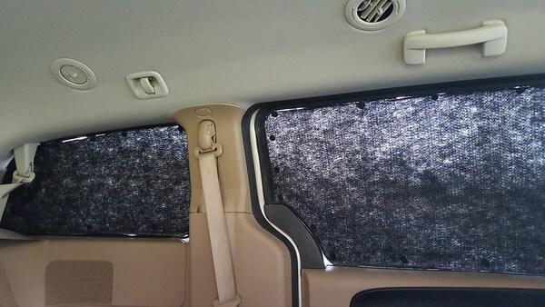 car camping curtains