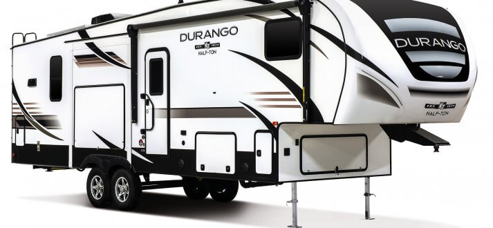 2019 Durango D256RKT Fifth Wheel
