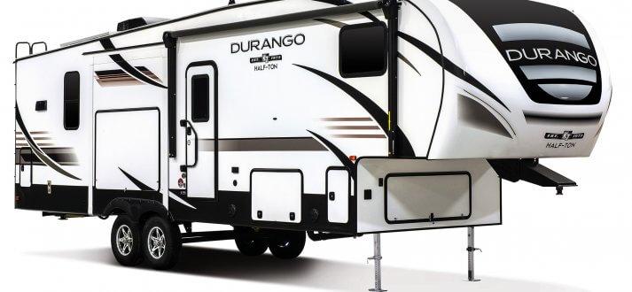 2019 Durango D256RKT Fifth Wheel