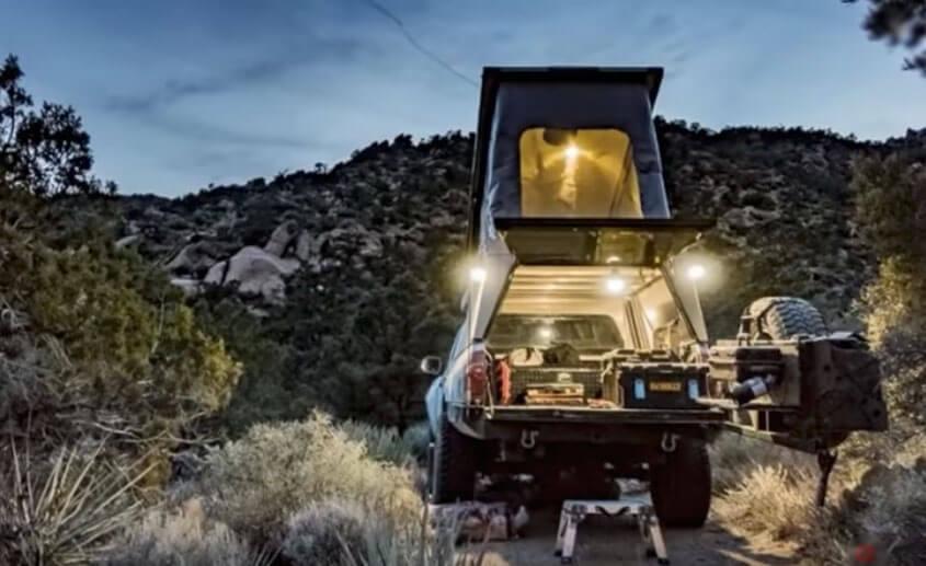 Truck Bed Camper >> 10 Impressive Truck Bed Campers Made In The U S A
