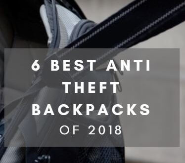 Best Anti Theft Backpacks