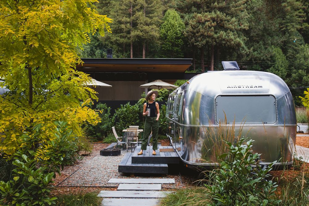 AutoCamp Airstream Russian River